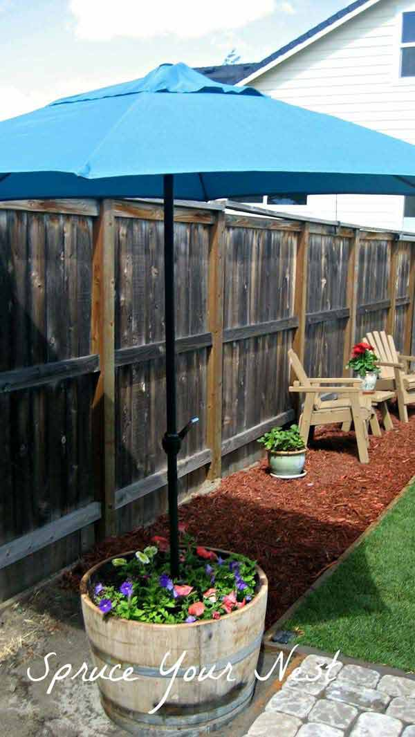 Top 32 DIY Fun Landscaping Ideas For Your Dream Backyard ... on Amazing Backyard Ideas id=63287