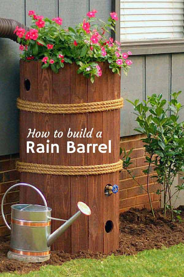 Top 32 DIY Fun Landscaping Ideas For Your Dream Backyard ... on Diy Back Garden Ideas id=50090