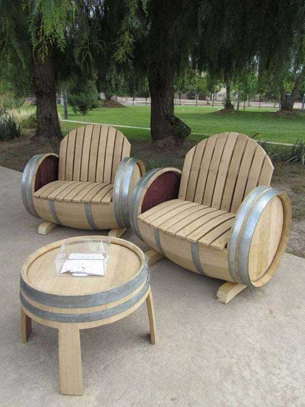 Backyard Furniture Ideas 25 best ideas about diy outdoor furniture on pinterest outdoor furniture diy garden furniture and rustic outdoor sofas Diy Backyard Furniture Woohome 20