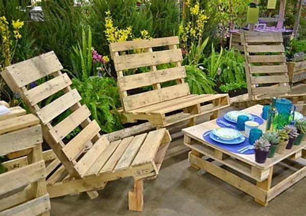 Diy Backyard Furniture Woohome 28
