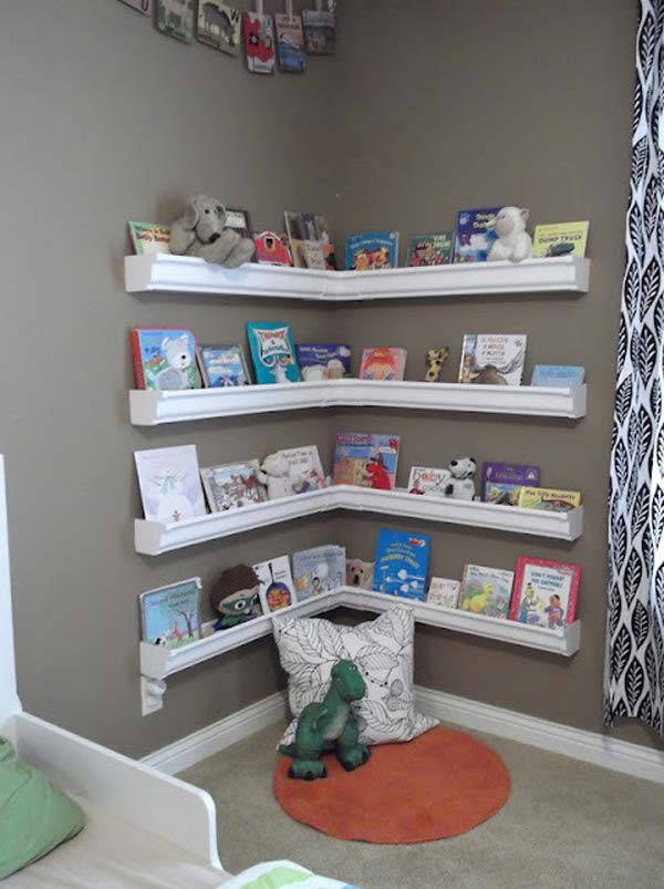 Lovely Kids Room Organization Ideas 5