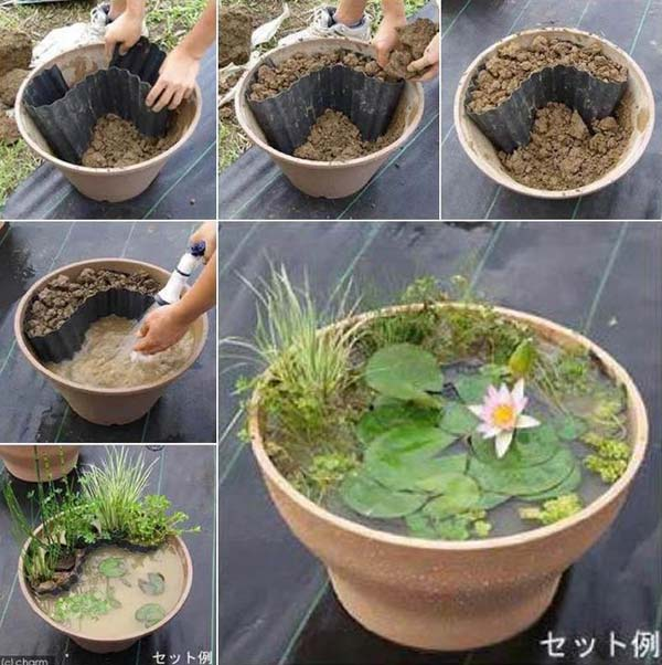mini-pond-in-a-pot-woohome-1-2