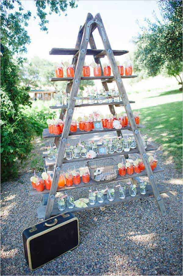 20 attractive and unique outdoor wedding bar ideas amazing diy outdoor wedding bar woohome 14 junglespirit