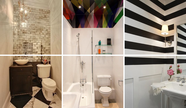 Elegant 13 Sneaky Tricks To Make Your Bathroom Look Bigger  The Loop
