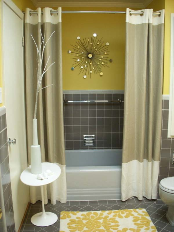 Changes To Make Small Bathrooms Look Bigger Amazing DIY - Colors that make a small bathroom look bigger