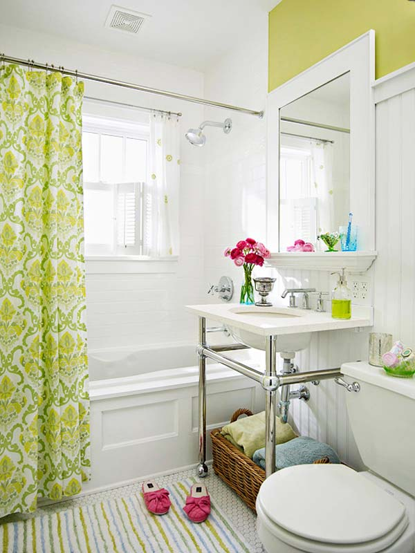 Small Bathroom Look Bigger Woohome 10