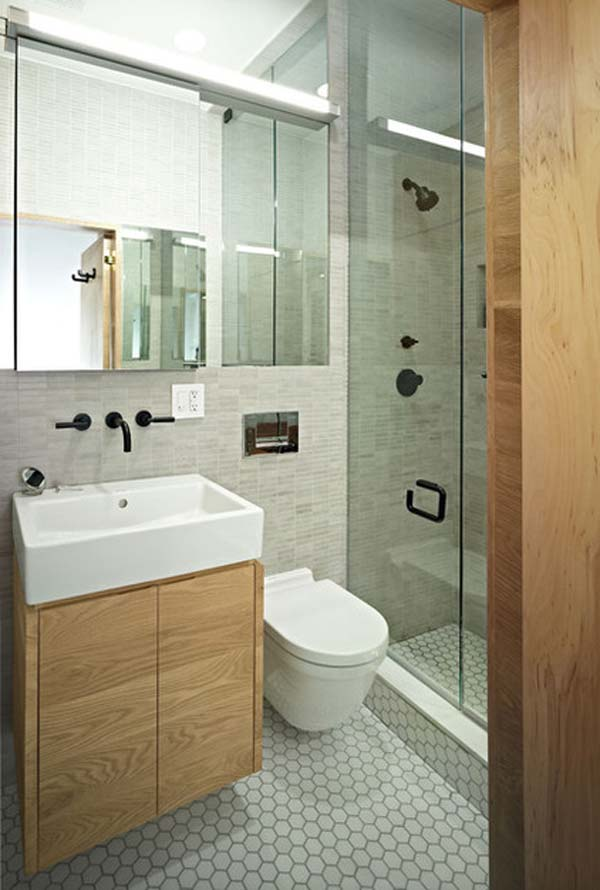 How To Make A Small Bathroom Look Bigger1