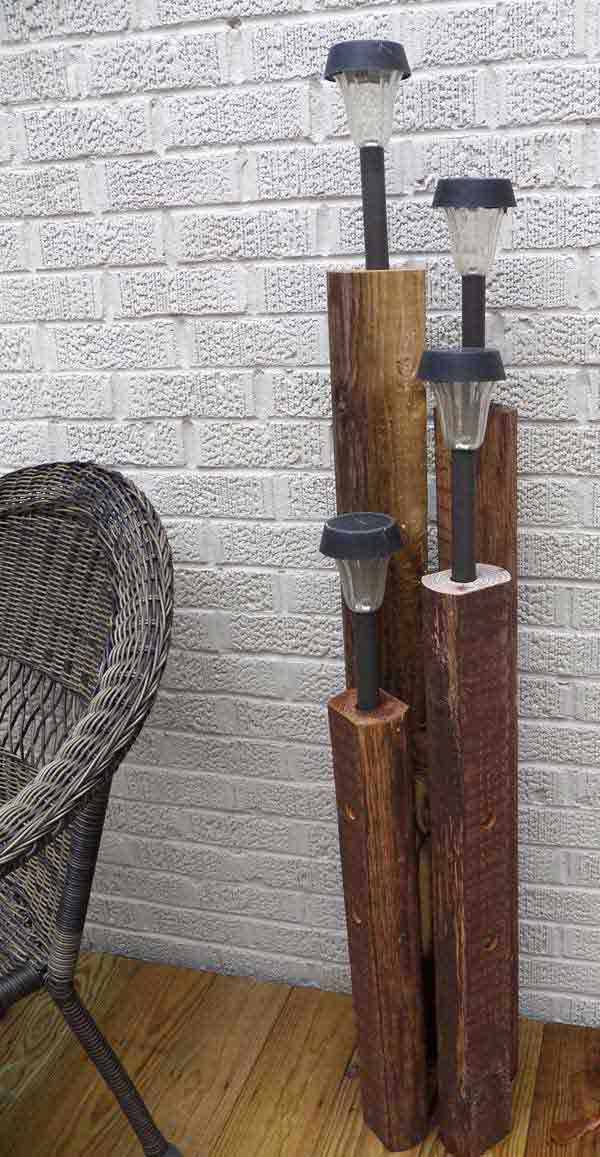 27 DIY Reclaimed Wood Projects for your Homes Outdoor Amazing