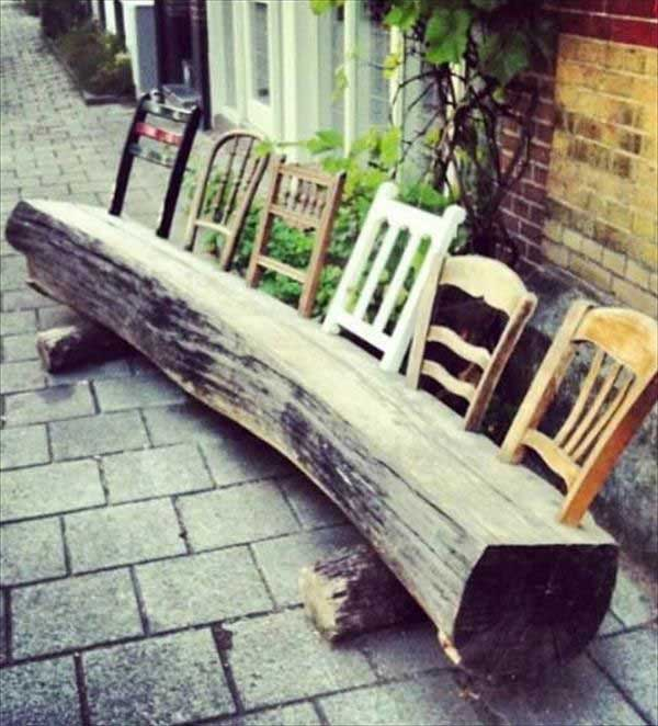 Outdoor-Reclaimed-Wood-Projects-Woohome-14 - 27 DIY Reclaimed Wood Projects For Your Homes Outdoor