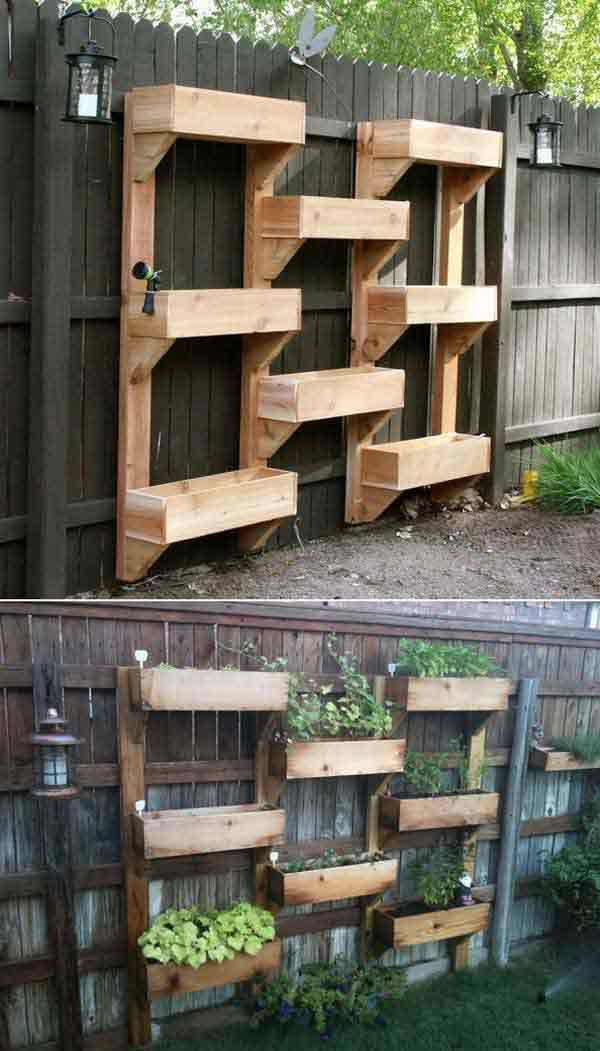 27 DIY Reclaimed Wood Projects For Your Homes Outdoor Amazing DIY Interior amp Home Design
