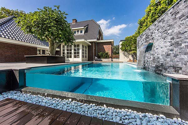 Bon Small Backyard Pool Woohome 23