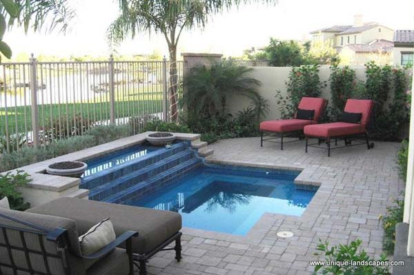 small backyard pool woohome 28
