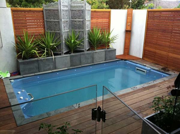 small backyard pool woohome 4 - Swimming Pool Designs For Small Yards