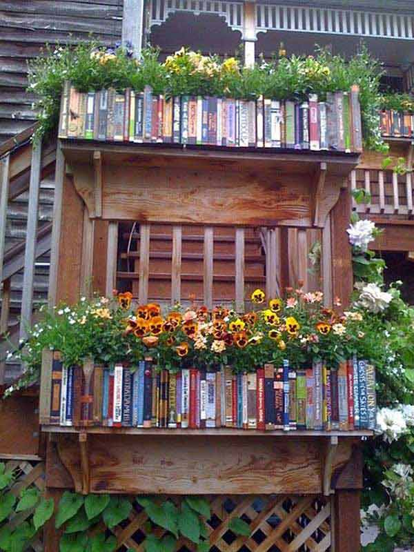 Of Balconies Can Be Transformed Into A Beautiful Place To Relax This Easily Done Using Variety Plants And Flowers Miniature Ponds Garden