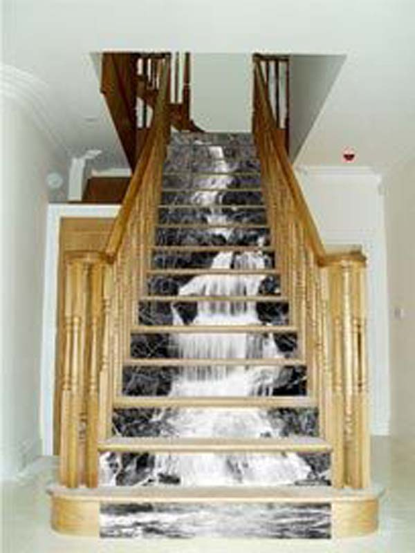 Stair Risers Decor Woohome 20