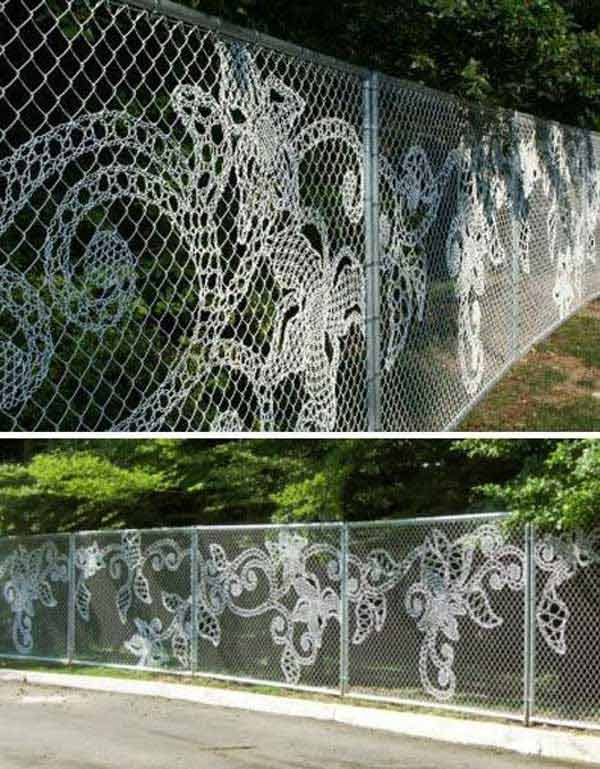 Genial 26 Surprisingly Amazing Fence Ideas You Never Thought Of