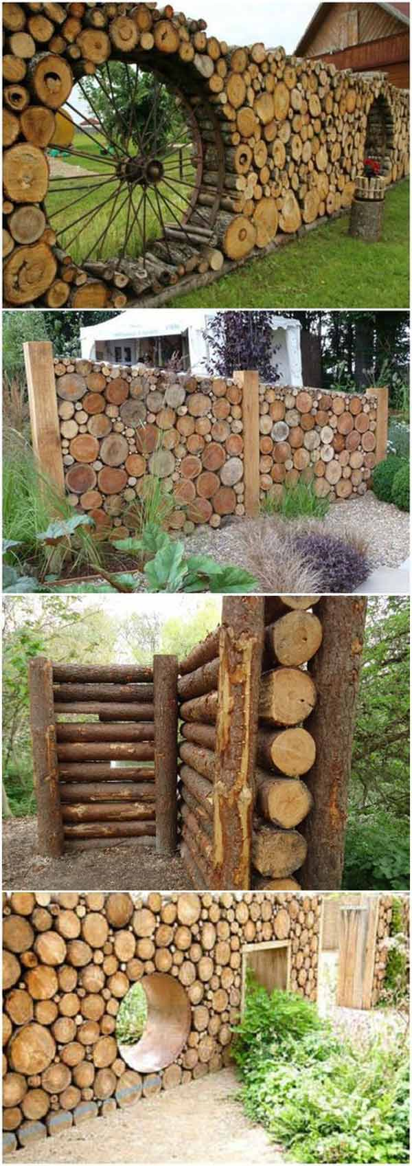 26 Surprisingly Amazing Fence Ideas You Never Thought Of Diy Interior Home Design