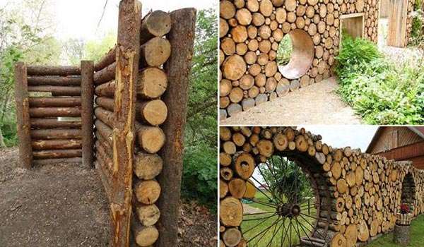 26 Surprisingly Amazing Fence Ideas You