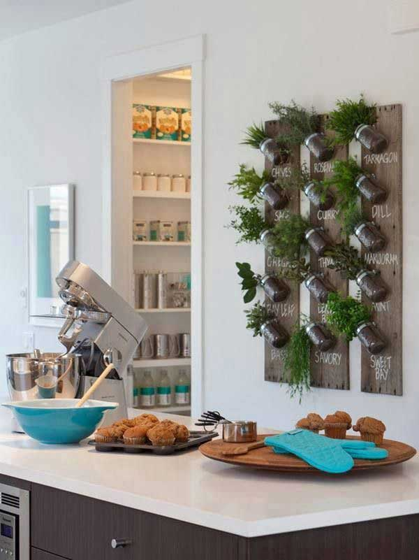 Kitchen Wall Decorating Ideas Enchanting 24 Must See Decor Ideas To Make Your Kitchen Wall Looks Amazing . Design Ideas