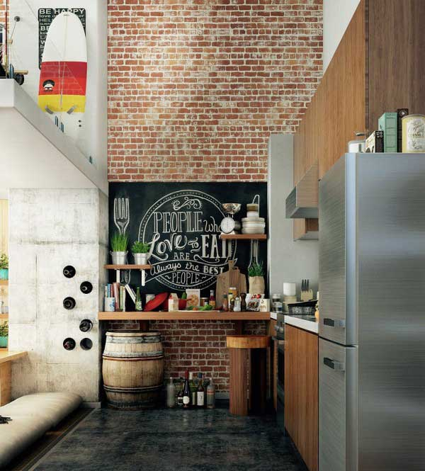 Ideas For Kitchen Wall Decor: 24 Must See Decor Ideas To Make Your Kitchen Wall Looks