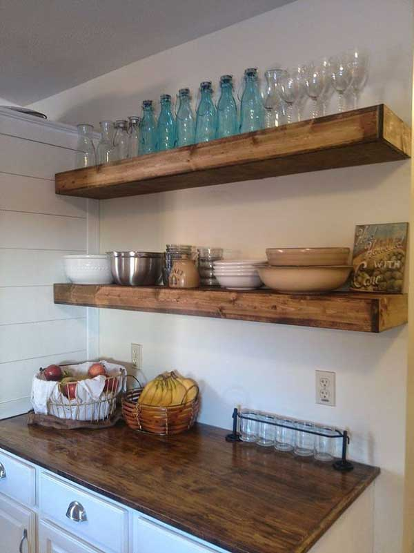 Must See Decor Ideas to Make Your Kitchen Wall Looks Amazing