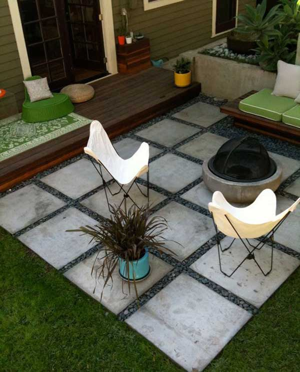 31 Insanely Cool Ideas to Upgrade Your Patio This Summer ... on Cool Patio Ideas id=11477