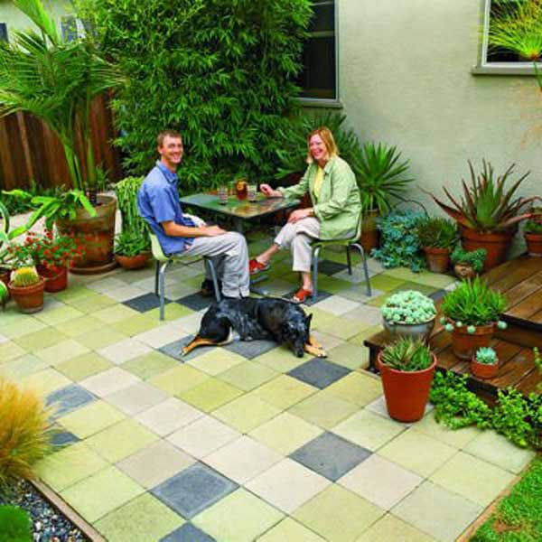 Ideas For Old Cement Patio: 31 Insanely Cool Ideas To Upgrade Your Patio This Summer