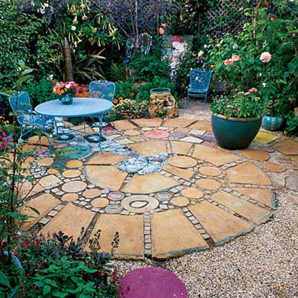 31 Insanely Cool Ideas to Upgrade Your Patio This Summer ... on Cool Patio Ideas id=92716