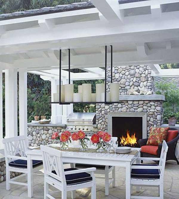 Kitchen Design Ideas With Stone: 22 Stunning Stone Kitchen Ideas Bring Natural Feel Into
