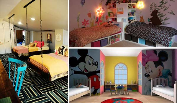 21 Brilliant Ideas for Boy and Girl Shared Bedroom. kids room Archives   Amazing DIY  Interior   Home Design
