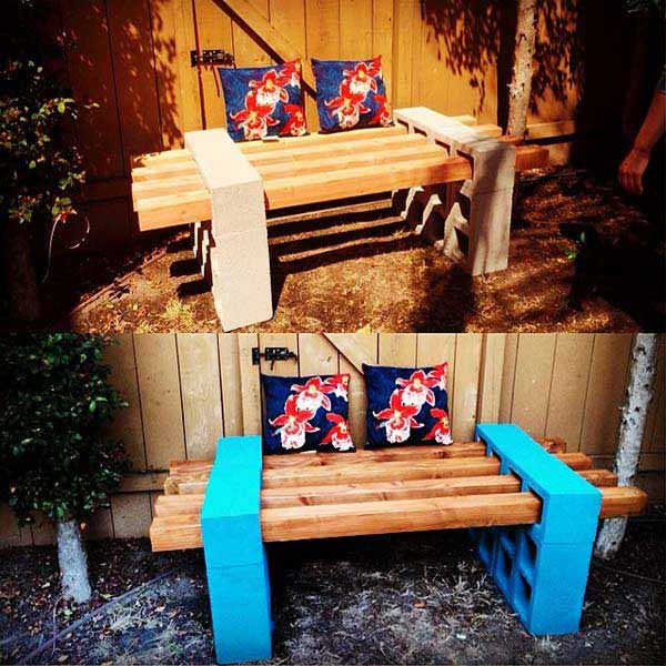 Amazing! 26 Awesome Outside Seating Ideas You Can Make with Recycled