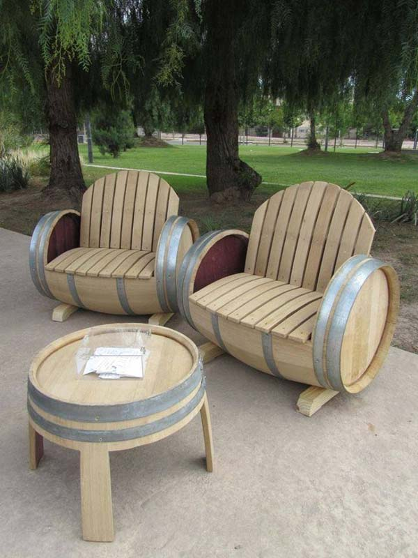 DIY Outdoor Seating Ideas WooHome 21