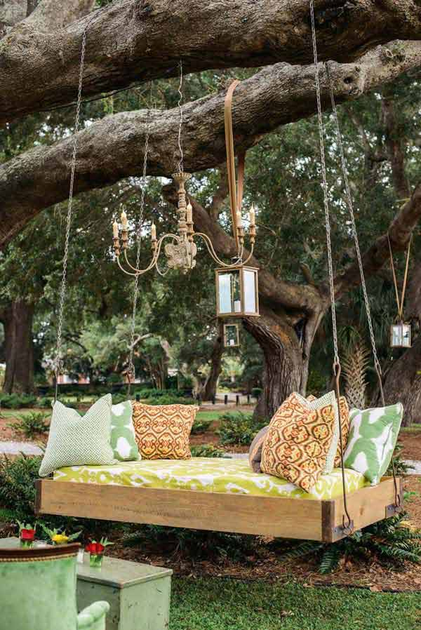 DIY Outdoor Seating Ideas WooHome 5