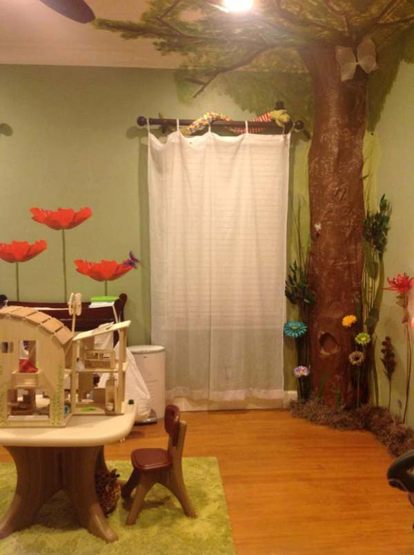 21 Fairy Tale Inspired Decorating Ideas For Child S