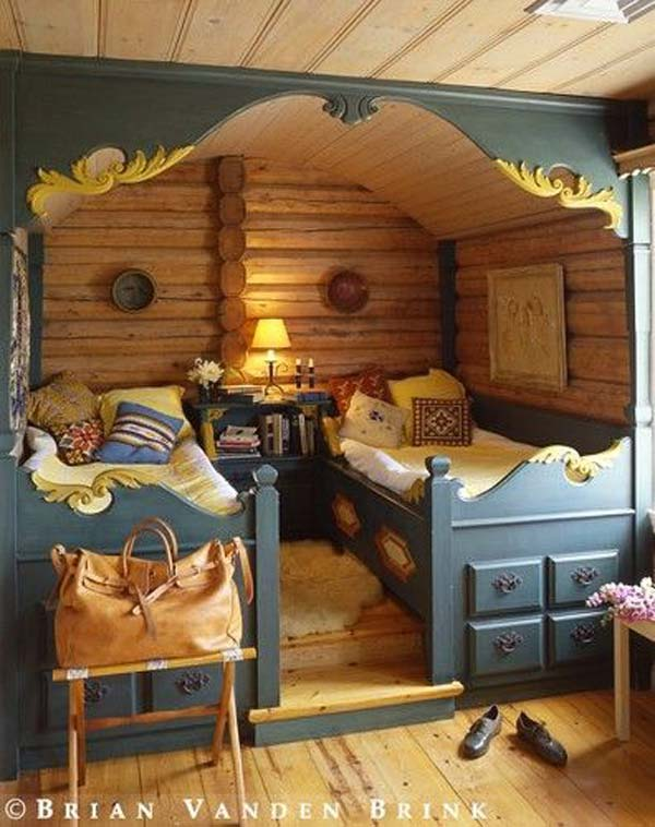 Fairy Tale Child Bedroom WooHome 12