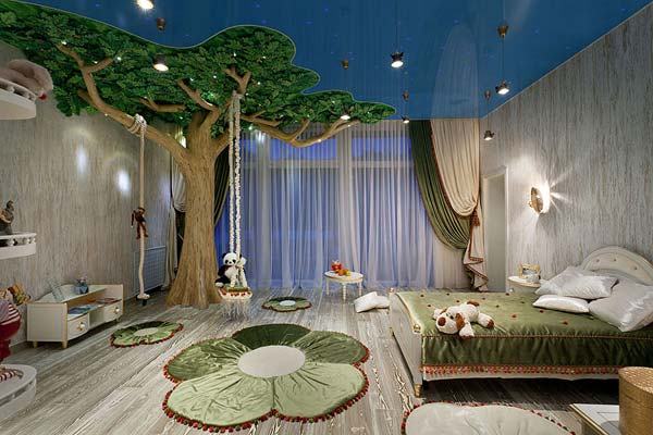 21 fairy tale inspired decorating ideas for child 39 s bedroom amazing diy interior home design. Black Bedroom Furniture Sets. Home Design Ideas
