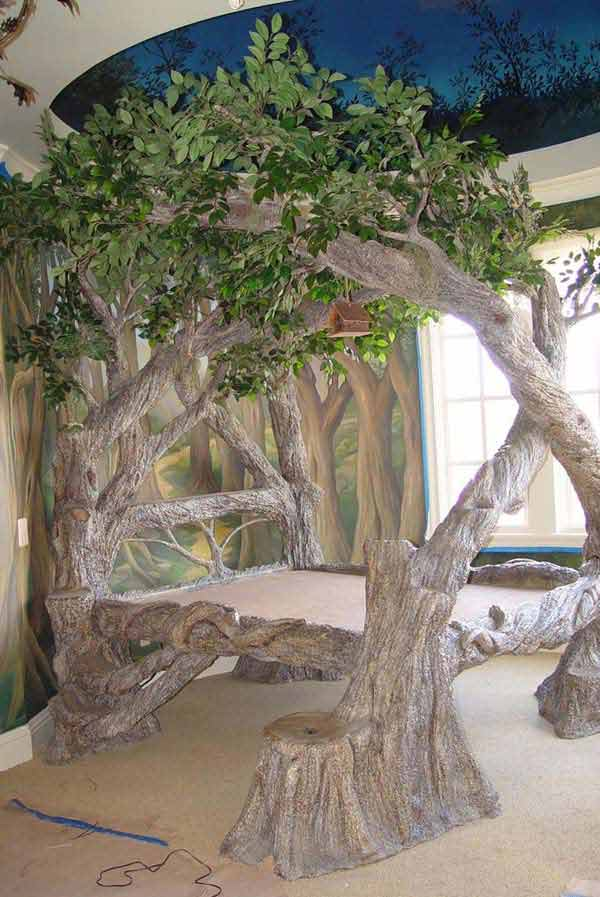 21 Fairy Tale Inspired Decorating Ideas For Child's