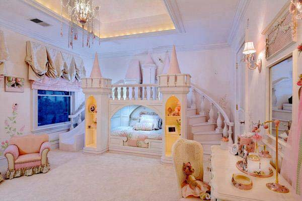 Fairy Tale Child Bedroom Woohome 3
