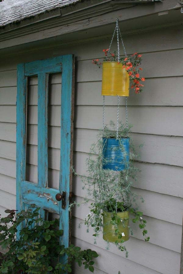 28 Adorable DIY Hanging Planter Ideas To Beautify Your ... on Hanging Plants Ideas  id=82407