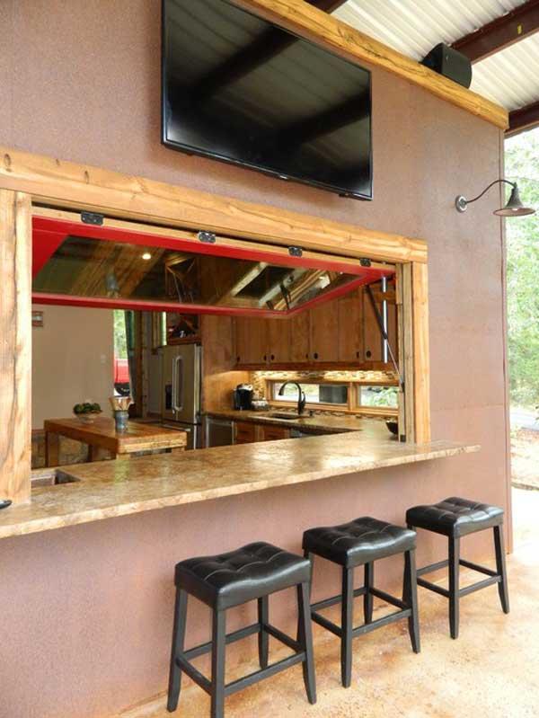 Window Bar Ideas Woohome 1