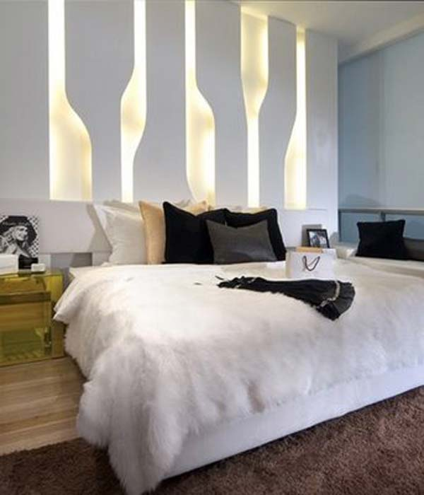 Bedroom Track Lighting: 20 Charming Modern Bedroom Lighting Ideas You Will Be