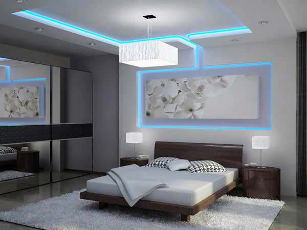Modern Bedroom Lighting Woohome 3