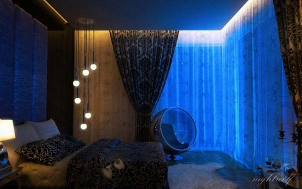 Modern Bedroom Lighting Woohome 5