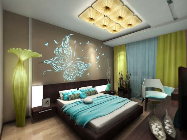 Modern Bedroom Lighting Woohome 7