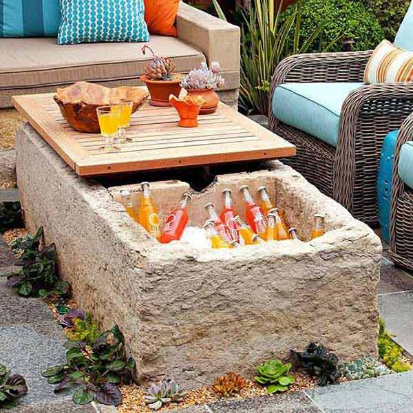 Outdoor Cooler Ideas Woohome 4