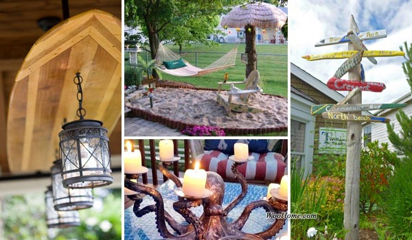 27 Awesome Beach-Style Outdoor Living Ideas for Your Porch and Yard