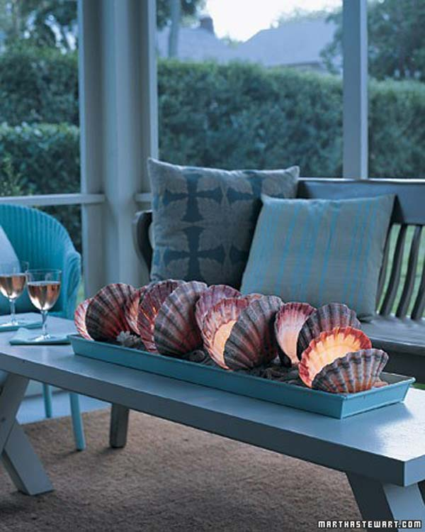 27 Awesome Beach-Style Outdoor Living Ideas For Your Porch