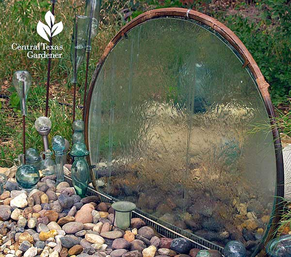 26 diy water features will bring tranquility and for Build a simple backyard waterfall