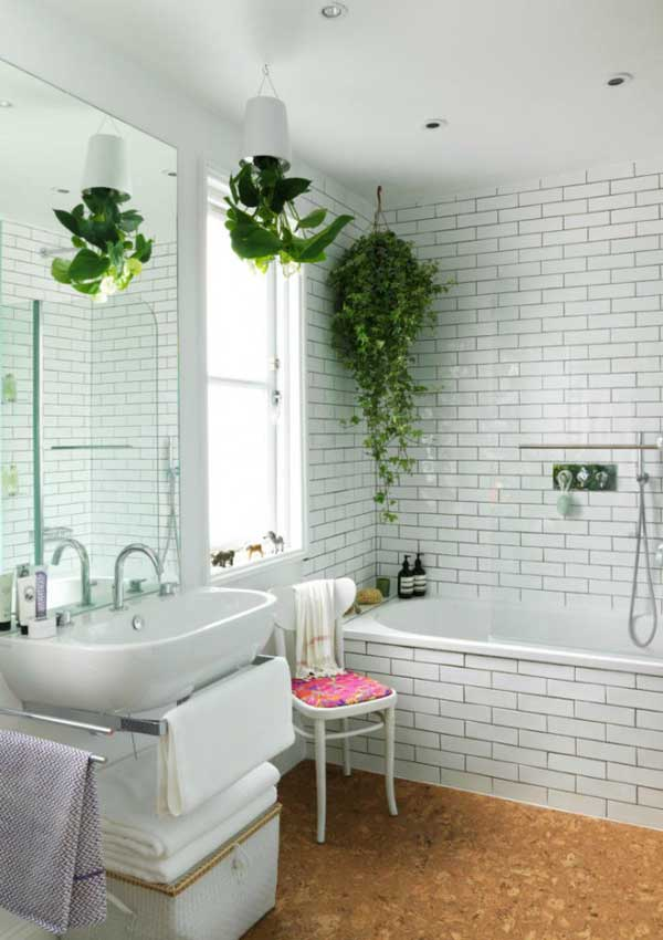 Delightful Spa Like Bathroom Decorating Ideas Part - 5: Spa-Like-Bathroom-Designs-Woohome-14