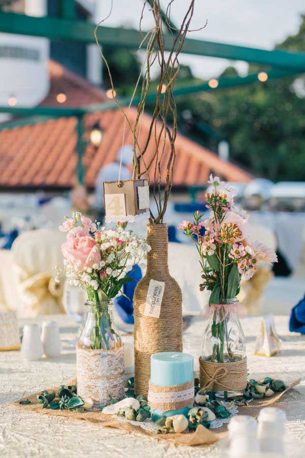 wedding ideas for summer centerpieces 19 lovely summer wedding centerpiece ideas will amaze your 28180